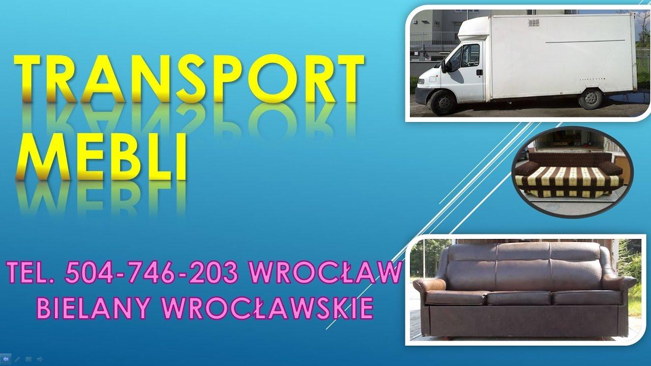 Transport Agata Meble Wroclaw Tel 504 746 203 Odbior Mebli Cennik