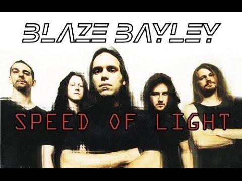 Blaze - Speed Of Light