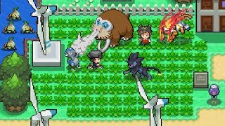 MI EQUIPO POKEMON DE SINNOH