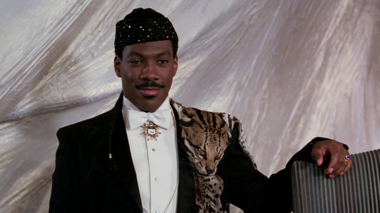 Coming to America(1988) - The Bride To Be Princess Imani Izzi