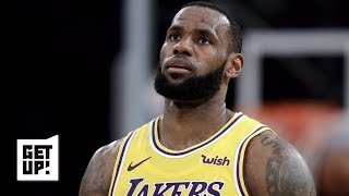 The Lakers won't make the playoffs – Jalen Rose | Get Up!