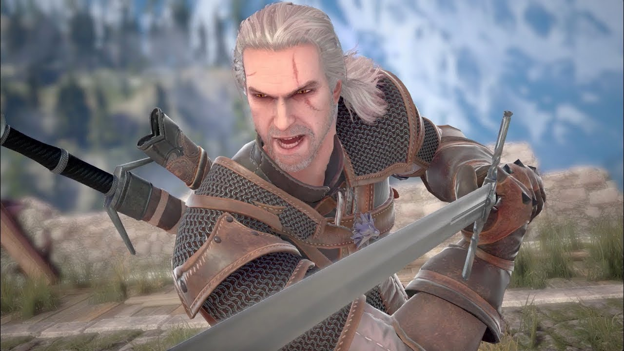 SOULCALIBUR VI - Trailer - Geralt de Rívia (The Witcher) - LEGENDADO PT-BR