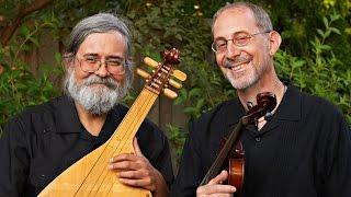Michael Alpert & Julian Kytasty - Jewish song in Yiddish #FolkRockVideo