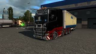 Open Beta 1.33 - New AI cars, New Rain Effect & Two new places (ferries) (Euro Truck Simulator 2)