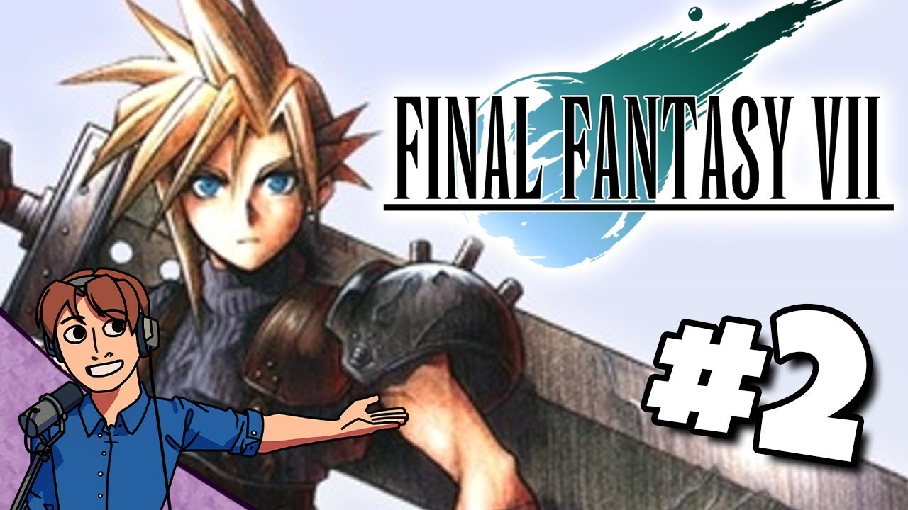 Final Fantasy 7 Stream