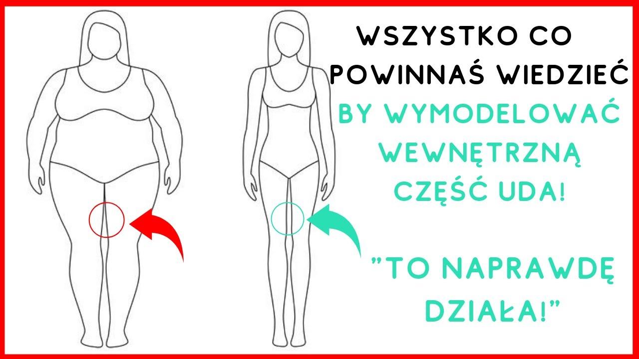 Jak schudnąć z wewnętrznych części ud