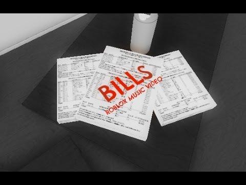 Bills Roblox Music Video