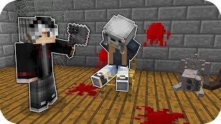 ARKADAŞIM SEVGİLİMİ KAÇIRDI ÖLDÜRDÜ! - Minecraft