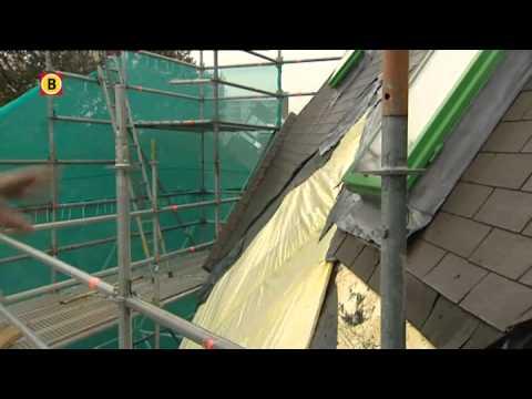 Afgebrande Helmondse kubuswoningen weer bijna hersteld