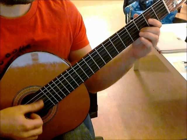 Gerudo Valley - The Legend of Zelda: Ocarina of Time on Guitar ...