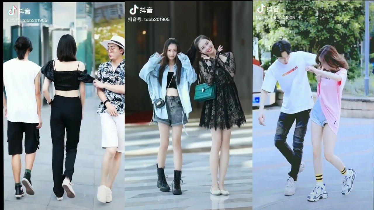 Tiktok China | Cực lầy, cực hài hước , thời trang đường phố cool Ep1😎#tiktokNew