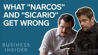 What 'Narcos' And 'Sicario' Get Wrong About Drug Cartels