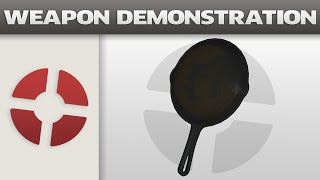 Weapon Demonstration: Frying Pan