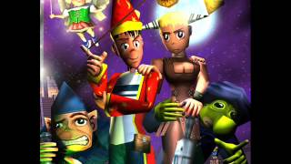 Simon The Sorcerer 3D Soundtrack  'Burgerlife'