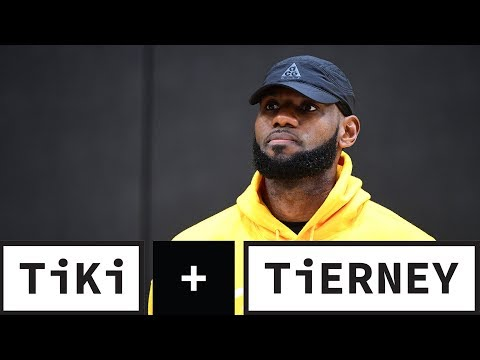 LeBron James' Ego Is Out Of Control   Tiki + Tierney
