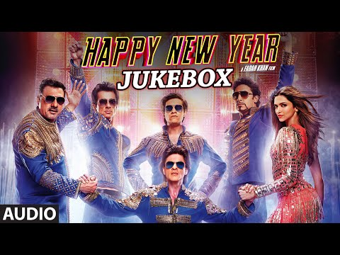 OFFICIAL: 'Happy New Year' Full Audio Songs JUKEBOX | T-Series