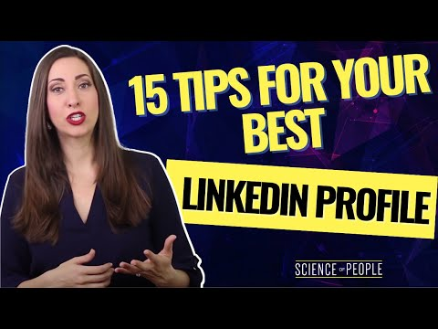 15 Easy LinkedIn Profile Tips You Can Do Today