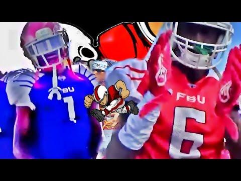 👀🔥FBU Broward County (FL) vs Dade County (FL) 7th grade
