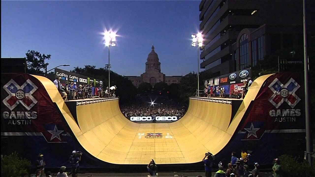 Jamie Bestwick Wins The Vert Gold At X Games. Austin