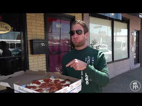 Barstool Pizza Review - The Original Goodfellas, Staten Island (Bonus Vodka Pizza)