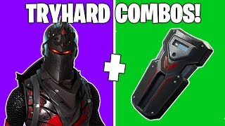 THE 10 BEST *TRYHARD* SKIN COMBINATIONS! (Fortnite Skin Combinations) with FRR Gaming!