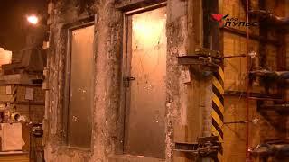 видео Противопожарные двери