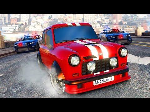 POLICE vs FUYARD (Nouveau mode Rockstar)