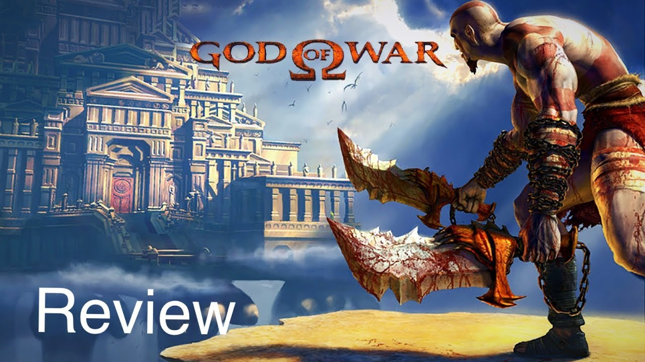 God of War Collection PS Vita Review + Gameplay - YouTube