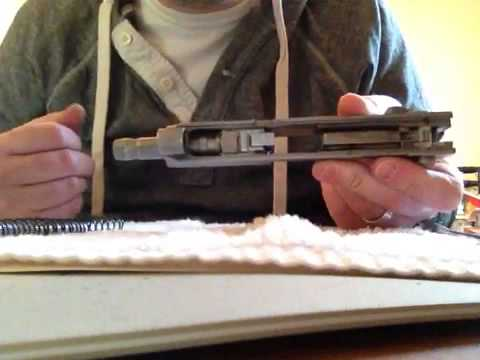 Disassembly & reassembly of a Smith & Wesson 6906 9mm