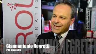 Interview de Giannantonio Negretti PDG de NG GROUP