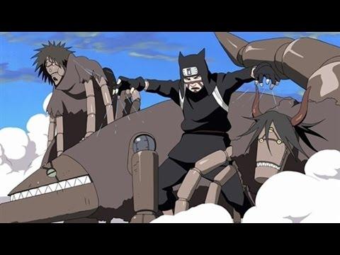 Download REDIRECT! Naruto Shippuden: Season 1 Episodes 6, 7 and 8 reaction