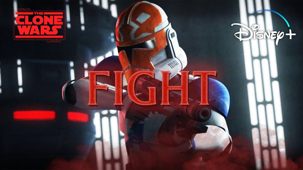 A Clone's Fight - A Star Wars Tribute