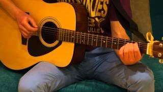 Видеоурок игры на гитаре ария беспечный ангел