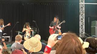 Graveyard - No Good, Mr Holden - Live at Bonnaroo 6/10/11