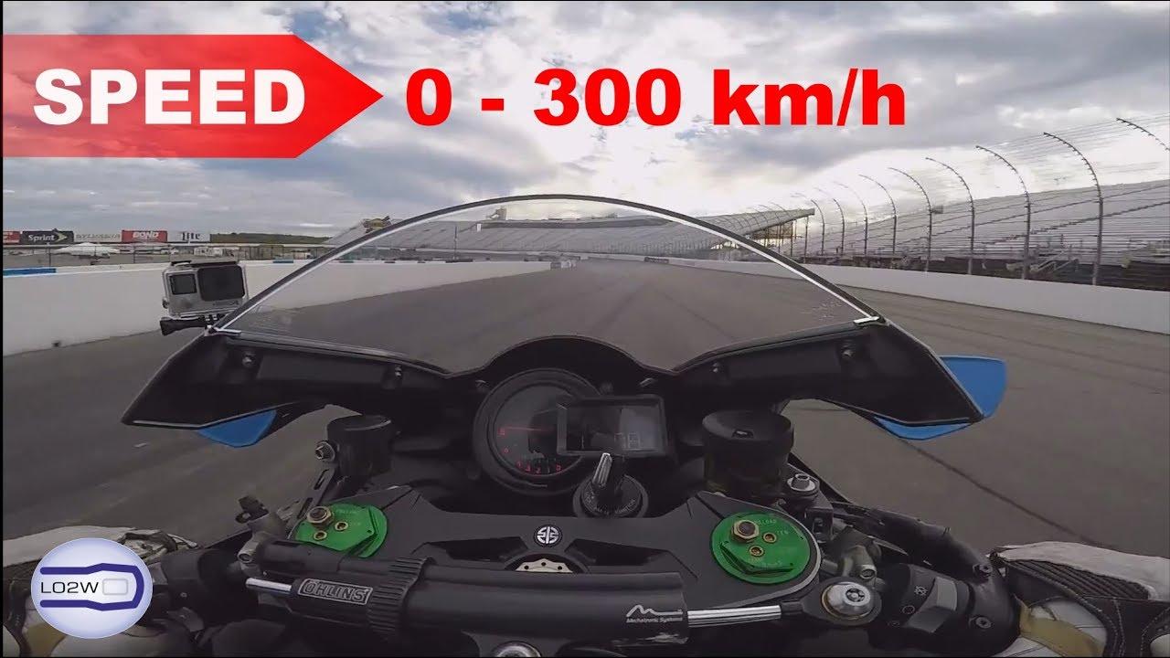 2018 Kawasaki Zx 1000 Ninja H2 Acceleration 0 300 Kmh Top Speed Ride And Best Exhaust Sound