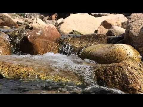 Cot Valley Stream Slo Mo June 2014