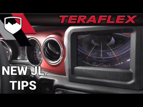 TeraFlex: JL Tips and Tricks
