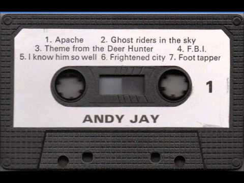 ♫ ANDY JAY ♫ APACHE [tape-MUSIC TO PLEASE]
