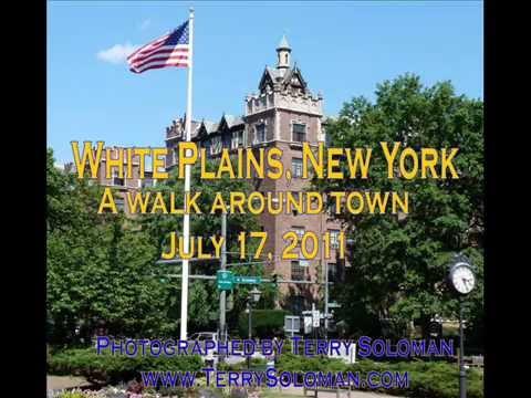 White Plains, New York - A Downtown Walking Tour!