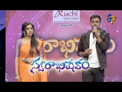 Super Machi Song - Hemachandra,Sravana Bhargavi Performance in ETV Swarabhishekam - Sacramento, USA