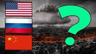 D'où Viendra La Prochaine Guerre Nucléaire? [Anticipation 2016] thumbnail