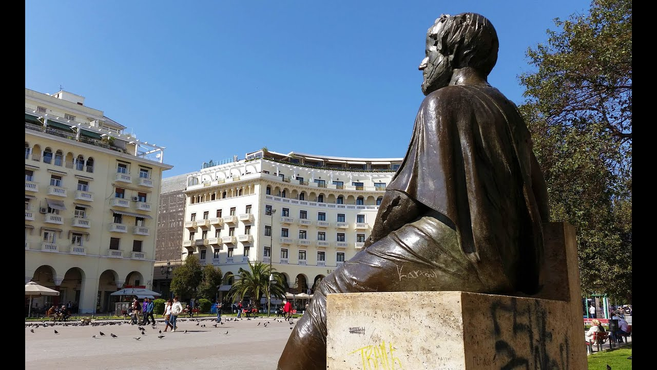 Ernest Hbrard designed this square named after Aristotle