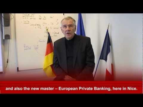 Université Nice MBA Faculty - Francis Bidault