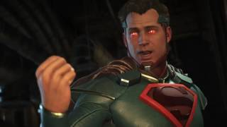 Injustice 2-Batman Gameplay