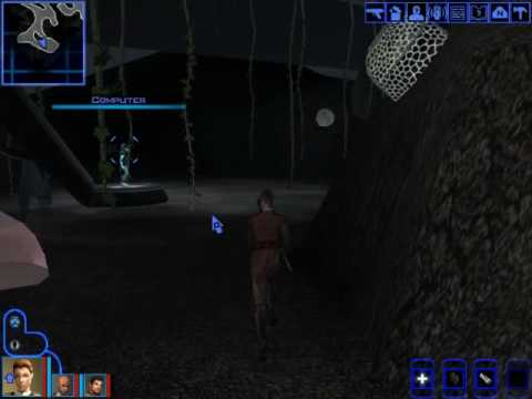 Kotor Kashyyyk Star Map Glitch.Kotor Ls 119 Final Star Map Youtube
