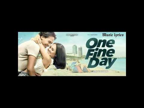LIRIK Te Amo Mi Amor ( OST.One Fine Day ).cover by : Siska Salman