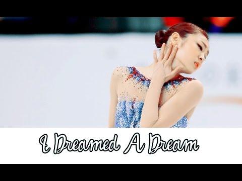 "Yuna Kim montage after WC 2013 ""I dreamed a dream"""