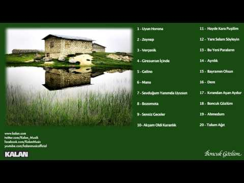 Volkan Arslan - Boncuk Gözlüm - [Karadeniz'e Kalan II © 2014 Kalan Müzik ]