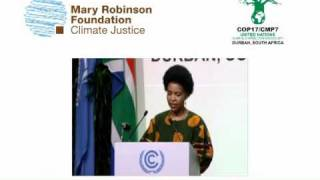 Women Leaders at helm of COP17
