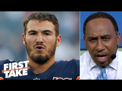 Reacting to the Bears' Madden Ratings 😤😤 || Chicago Bears